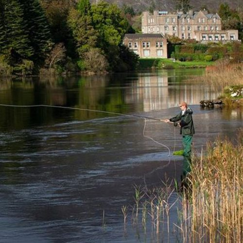 Ballynahinch Castle Fishery Connemara Ireland