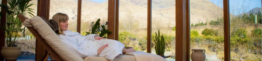 The Spa at Delphi Adventure Resort