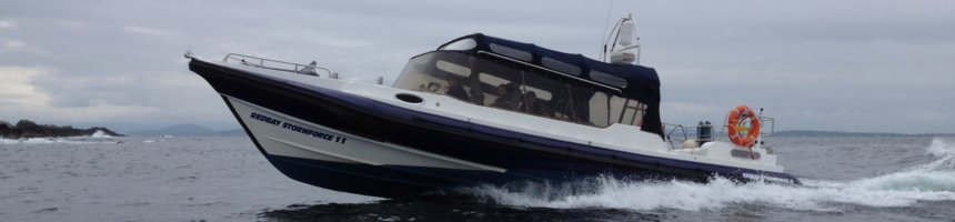 Inishbofin Rib Charter