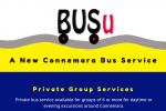 BUSu Connemara Bus Service
