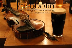 Inishbofin Set Dancing and Trad Weekend