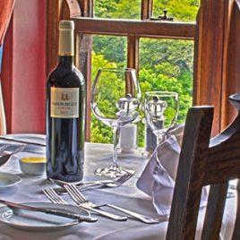 AbbeyGlen Castle Hotel Restaurant
