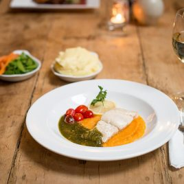 Cloverfox Connemara Restaurant