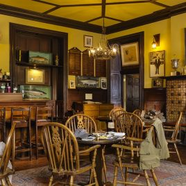 Fishermans Pub at Ballynahinch Castle Hotel