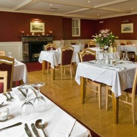 Maol Reidh Hotel Lydon Room Restaurant