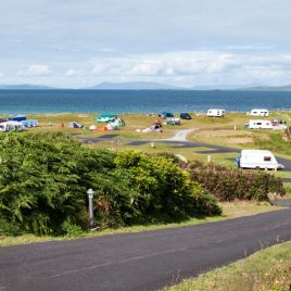 Renvyle Beach Caravan & Camping Park