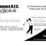 Connemara R.F.C. Annual Golf Am Am