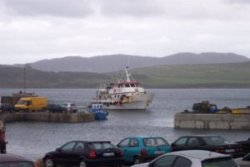 Cleggan Connemara