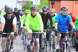 Cornamona 50 Mile Sponsored Cycle