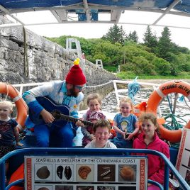 Letterfrack Bay Water Tours