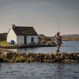 Screebe Fishery