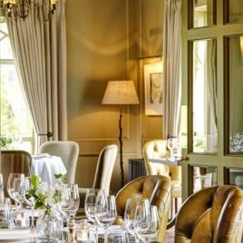 Owenmore Restaurant at Ballynahinch Castle Hotel