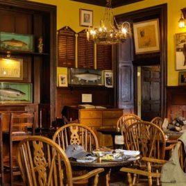 Fishermans Pub at Ballynahinch Castle Hotel