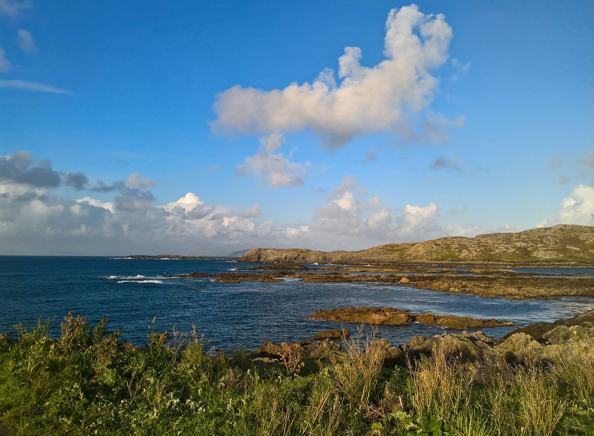 Inishbofin Autumn Walking Weekend